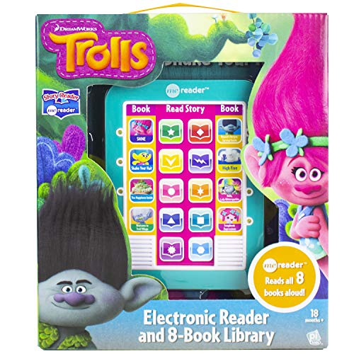 Dreamworks Trolls - Me Reader Electronic Reader 8 Book Library Box Set - PI...
