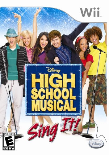 High School Musical Sing It with Microphone