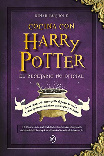 Cocina con Harry Potter (FUERA DE COLECCION)