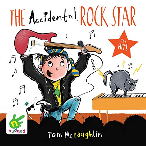 The Accidental Rock Star cover art