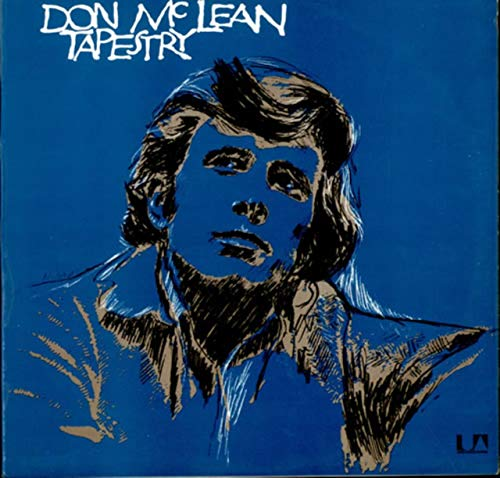 TAPESTRY [DON MCLEANES FIRST ALBUM] 1971 DON MCLEAN