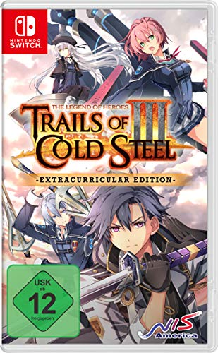 The Legend of Heroes: Trails of Cold Steel III Extracurricular Edition (Switch)