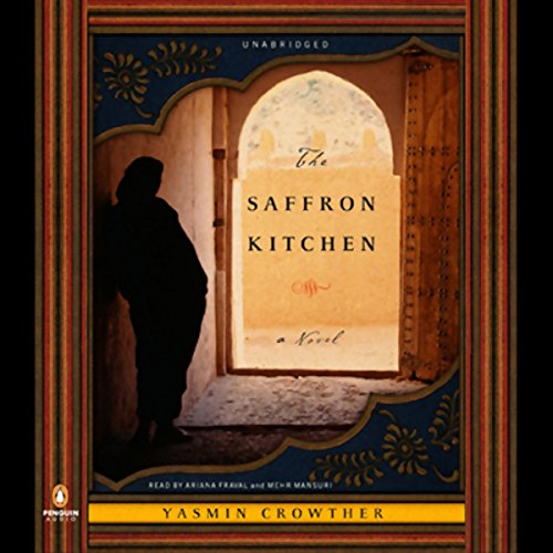 The Saffron Kitchen audiobook cover art