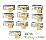 Trekn Eat Kekse 10er Pack/ 10 Packungen a. 12 Stk