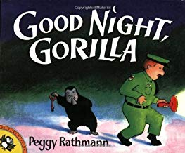 Good Night, Gorilla (Picture Puffin) by Peggy Rathmann (31-Jul-2002) Paperback