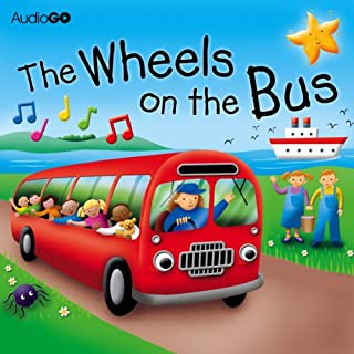 The Wheels on the Bus cover art