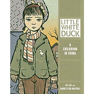 Little White Duck audiobook cover art