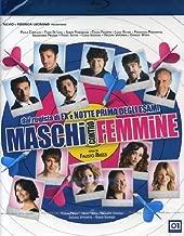 Males Against Females 2010  Maschi Contro Femmine  Men vs. Women  NON-USA FORMAT Reg.B Italy