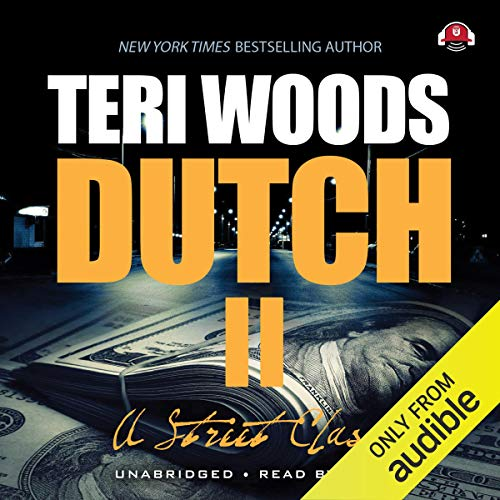 Dutch II audiobook cover art