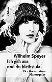 Ich geh aus und du bleibst da: Der Roman eines Mannequins - Wilhelm Speyer