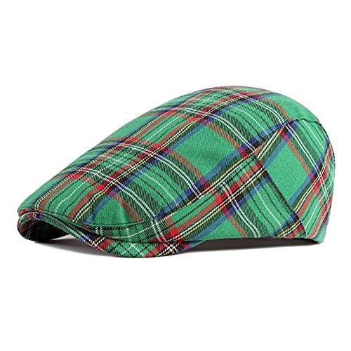 Sombrero de periódicos para hombre Los hombres de la boina sombrero -...