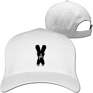 WangSiwe Beartooth Music Band Tshirts Washed Denim Baseball Dad Hats Black