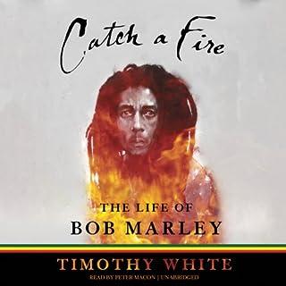 Catch a Fire audiobook cover art