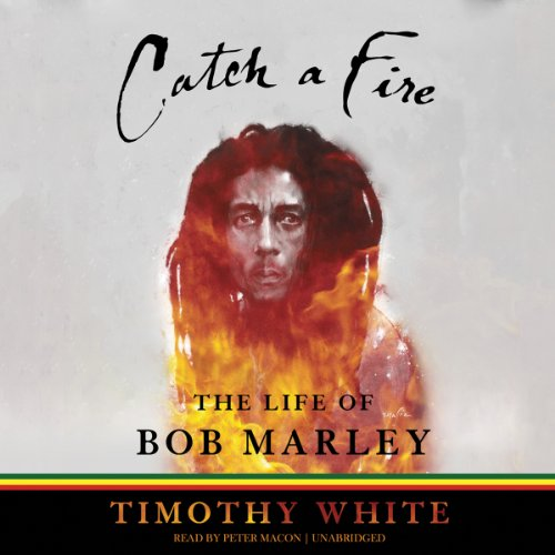 Catch a Fire audiobook cover art