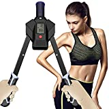 KALAWW Workout Equipment Twister Arm Exerciser Adjustable Hydraulic 22-440lbs Power,Exercise Equipment Home Gym Fitness Equipment,Arm Exercise Equipment,Chest Exercise Equipment