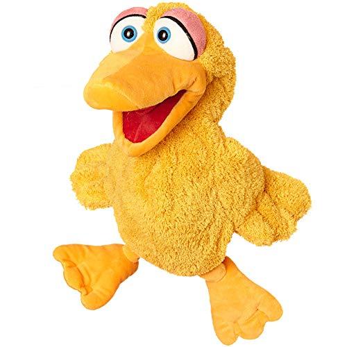 Living puppets marionnette canard giesela 35 cm