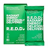 Redd Gluten Free Vegan Superfood Energy Bar, Chocolate