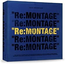 Block B - [Re:Montage] Repackage Album CD+96p Booklet+1p PhotoCard+1p Limited Polaroid Photo+7p 2018 Calendar SET+1p Golden Ticket K-POP SEALED