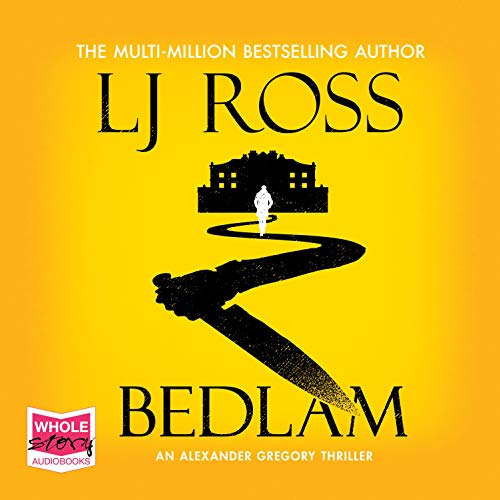 Bedlam cover art
