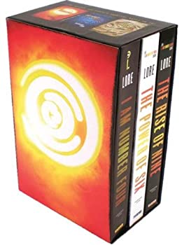 I Am Number Four: The Beginning: Books 1-3 Collection: I Am Number Four, The Power of Six, The Rise of Nine 0062252208 Book Cover