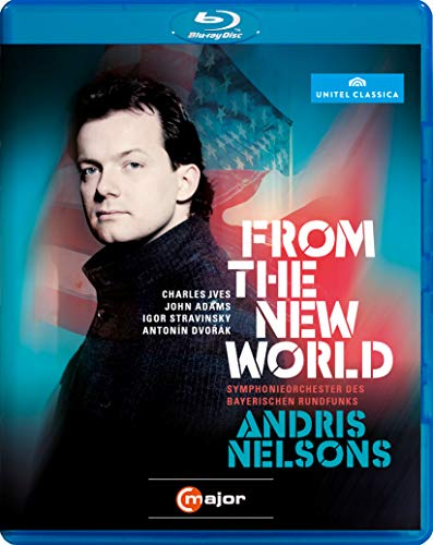 From the New World - Andris Nelsons [Alemania] [Blu-ray]
