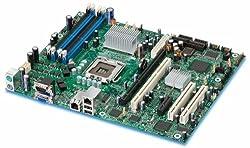 powerful Intel Xeon / Pentium D / Pentium EE / Pentium 4 / Celeron D / LGA 775 / Intel 3000 / FSB 1066 / 4DDR2-667 / ATI…