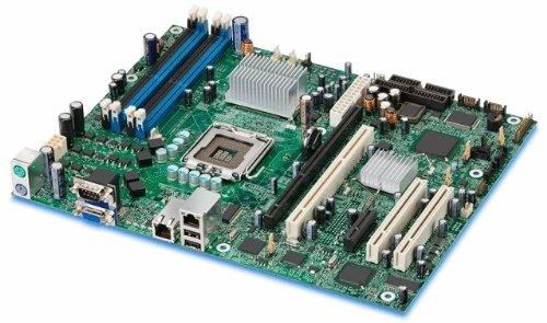 Intel Xeon/Pentium D/Pentium EE/Pentium 4/Celeron D/LGA 775/Intel 3000/FSB 1066/4DDR2-667/ATI ES1000/2GeE ATXMotherboard S3000AHLX