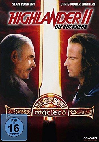 Highlander II - Die Rückkehr [Alemania] [DVD]
