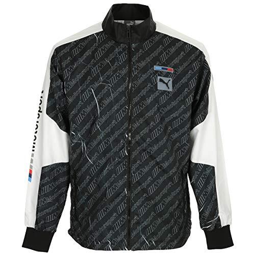 PUMA BMW M Motorsport Street Herren Jacke Puma Black XS