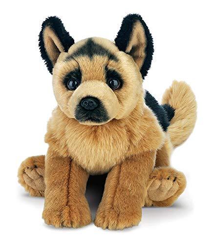Bearington Chief German Shepherd Plush Stuffed Animal Puppy Dog 13 inch