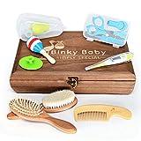 Baby Nursery Care kit - Baby Grooming kit - Nasal Aspirator & Nail Care Set - New Parents Gifts - Baby Shower Gifts - Baby Registry Gifts - Baby Gifts