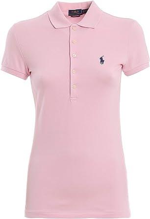 Polo Ralph Lauren Stretch Mesh/Julie Polo Camiseta para Mujer