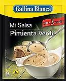 Gallina Blanca Salsa Pimienta Verde, 50g