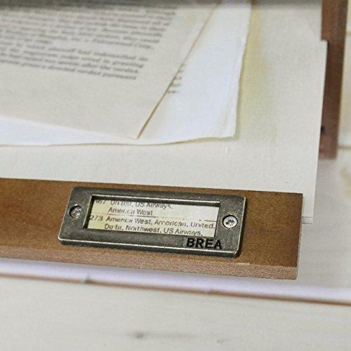 ブレア『書類ケースNo.12』