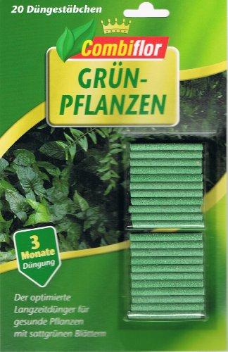 Combiflor Düngestäbchen für Grünpflanzen