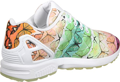 adidas Originals ZX Flux W dames-sneaker BA7644 multicolor maat 36,0 (UK 3,5).