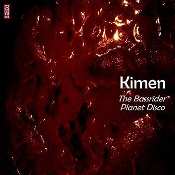 The Bassrider / Planet Disco