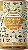 Veganes Protein | COOKIES | 1 kg | Rein pflanzliches Protein aus 12 Proteinquellen | gesprosst & sojafrei | mit Chia, Hanf, Quinoa | Premiumqualität vom Bodensee