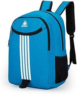 XIAJIA Backpack Teen High School Bag pour Garçons Adolescentes Sac À Dos pour Femmes Bookbags Big Nylon Solid College Stud...