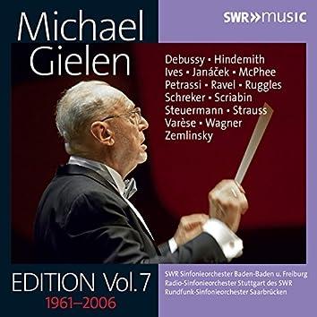 Michael Gielen Edition, Vol. 7 (1961-2006)