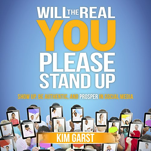 Will the Real You Please Stand Up cover art