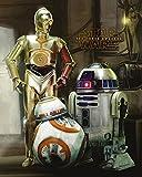 1art1 Star Wars - Das Erwachen Der Macht Episode VII, BB-8,