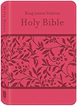 KJV Deluxe Gift & Award Bible (DiCarta Pink) (King James Bible)