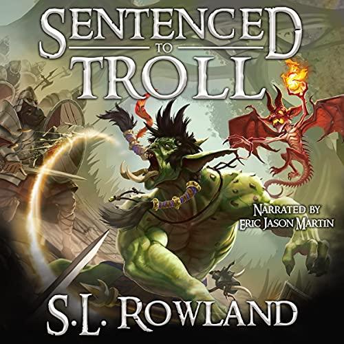 Sentenced to Troll cover art