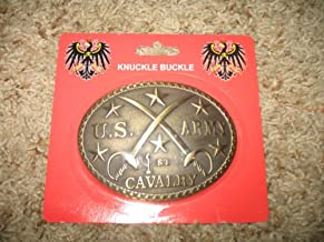1st Cavalry Division Belt Buckle