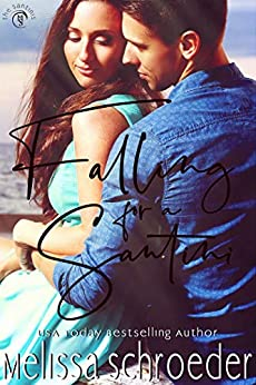 Falling for a Santini (The Santinis Book 7) by [Melissa Schroeder]