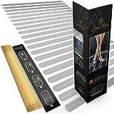 Luana Rose 20x Antirutschstreifen für Dusche & Badewanne - Transparent