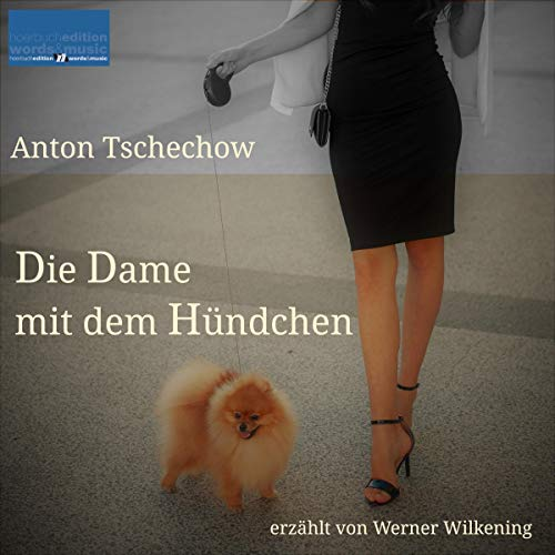 『Die Dame mit dem Hündchen』のカバーアート
