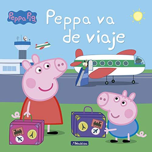 Peppa va de viaje Peppa Pig. Primeras lecturas