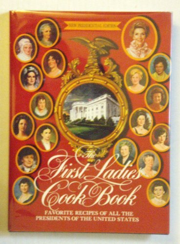 cover image of the first ladies cookbook